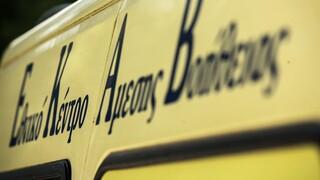 Τροχαίο δυστύχημα στη Νεμέα: Ένας νεκρός και οκτώ τραυματίες