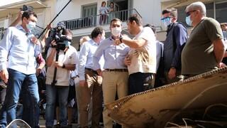 Τσίπρας: Κανείς δεν ασχολείται με όσους επλήγησαν από τον Ιανό