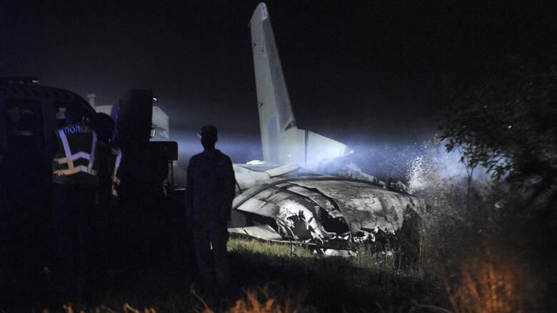 Αεροπορική τραγωδία στην Ουκρανία: Στους 26 οι νεκροί - Ένας τραυματίας