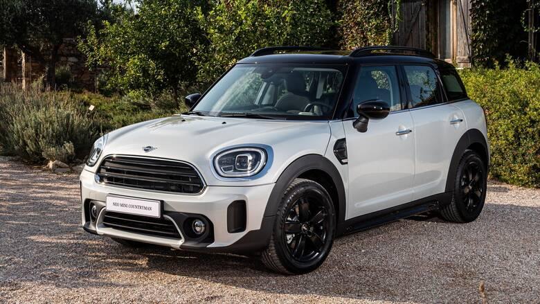 Αυτοκίνητο: Tο ανανεωμένο Mini Countryman ξεκινά από τις 22.540 ευρώ