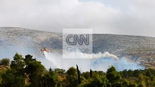 Νέος συναγερμός στην Πυροσβεστική: Φωτιά στο Βύρωνα