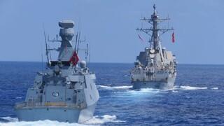 Νέα τουρκική NAVTEX για άσκηση με πραγματικά πυρά μεταξύ Ρόδου και Καστελόριζου