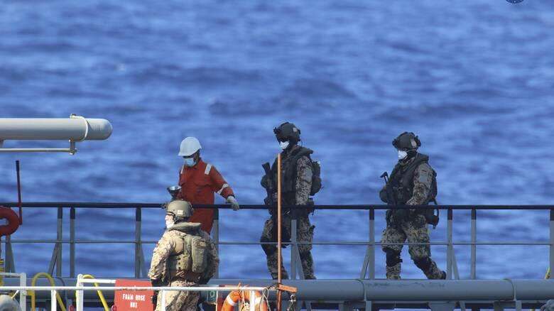Κορωνοϊός: 51 κρούσματα στην ιταλική φρεγάτα της επιχείρησης «Ειρήνη»