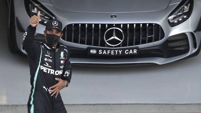 Formula 1: Pole position και στη Ρωσία ο Χάμιλτον