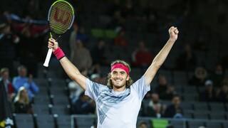 Τσιτσιπάς: Προκρίθηκε στον τελικό του Hamburg Open - Επικράτησε 2-1 του Γκαρίν