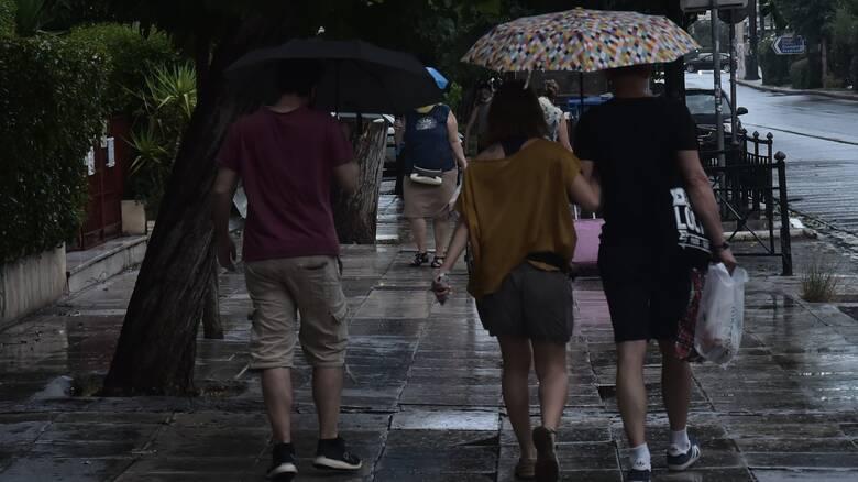 Καιρός: Πτώση της θερμοκρασίας σήμερα - Σε ποιες περιοχές θα βρέξει