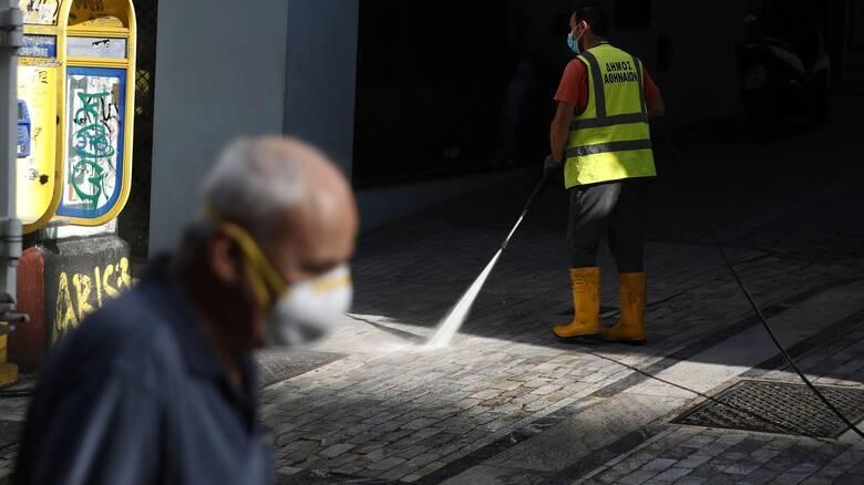 Κορωνοϊός- Βατόπουλος: Αν αυξηθούν τα κρούσματα θα έρθει η καραντίνα