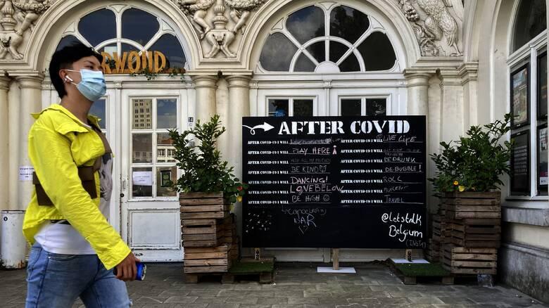 Βέλγιο: Ανησυχία και αυστηρότερα μέτρα για την αντιμετώπιση του κορωνοϊού