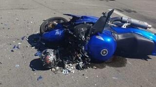 Έβρος: Θανατηφόρο τροχαίο με δύο νεκρούς - Μηχανή συγκρούστηκε με φορτηγό