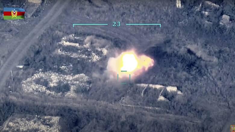 Σύρραξη στο Ναγκόρνο-Καραμπάχ: Διεθνείς εκκλήσεις για κατάπαυση του πυρός