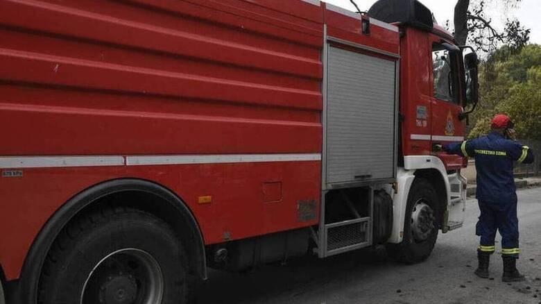 Χαλκίδα: Έβαλαν φωτιά σε σχολείο υπό κατάληψη