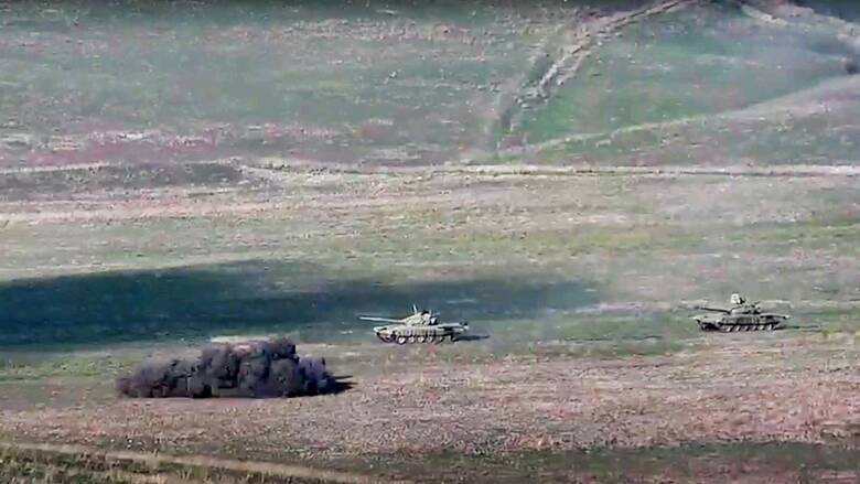 Ναγκόρνο-Καραμπάχ: Αναζωπυρώνεται η «παγωμένη» σύγκρουση στον Καύκασο