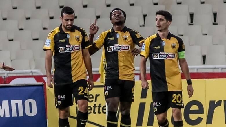 ΑΕΚ - Λαμία 3-0: Rotation, νίκη και «αποκάλυψη» ο Μαχαίρας