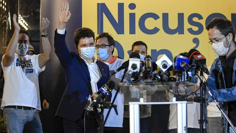 Ρουμανία: Η κεντροδεξιά κερδίζει τον δήμο του Βουκουρεστίου