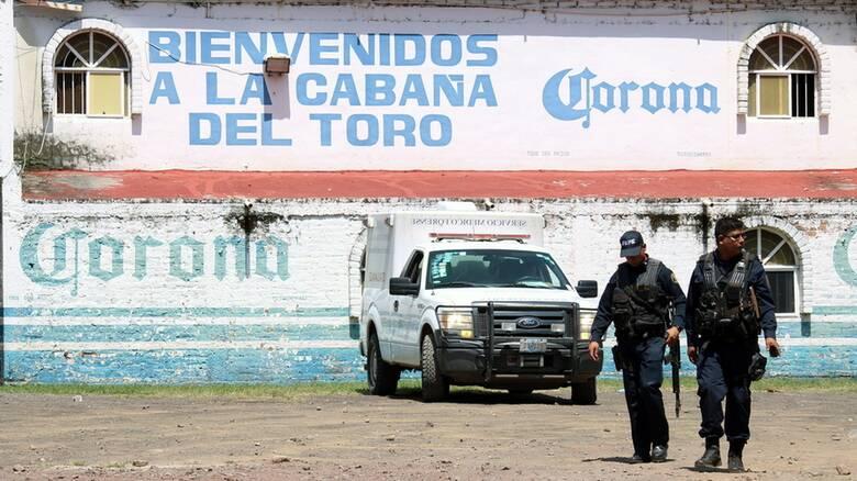 Μεξικό: Ένοπλοι άνοιξαν πυρ σε μπαρ - 11 άνθρωποι νεκροί