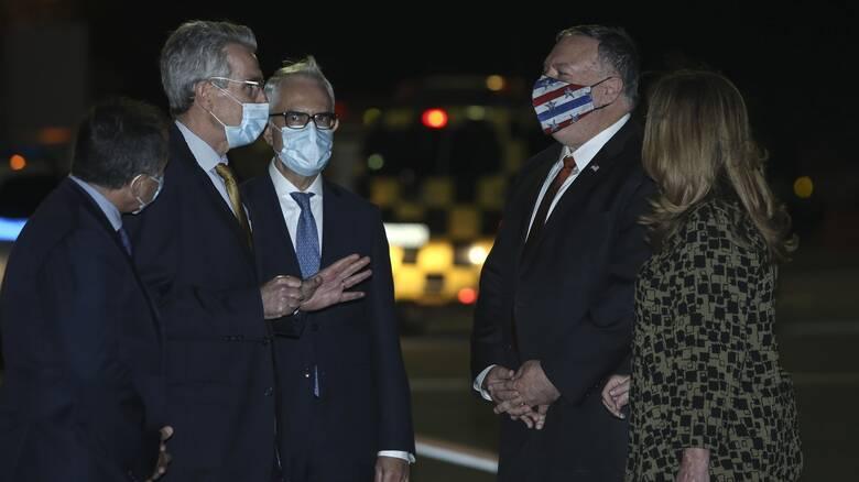 Επίσκεψη Πομπέο: Άλλαξε το πρόγραμμα του Αμερικανού ΥΠΕΞ για λόγους ασφαλείας