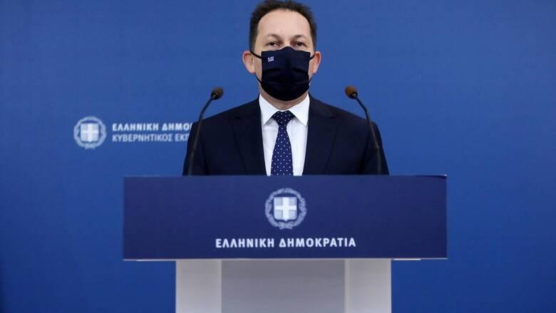Πέτσας: Η επίσκεψη Πομπέο υπογραμμίζει την αναβαπτισμένη στρατηγική σχέση Ελλάδας – ΗΠΑ
