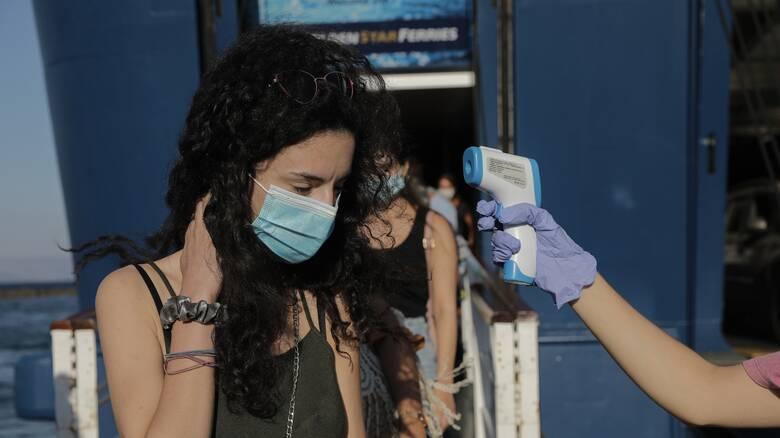 Κορωνοϊός: Συναγερμός στην Κρήτη για 12 κρούσματα σε κρουαζιερόπλοιο