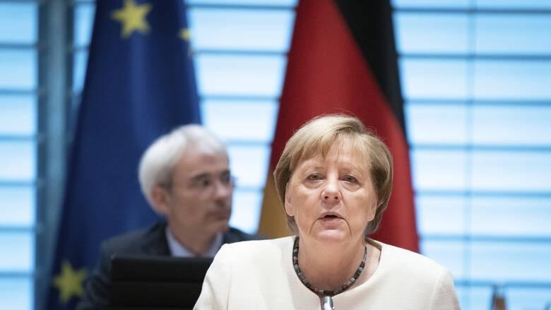 Κορωνοϊός - Γερμανία: Άμεσα μέτρα ζητά η Μέρκελ - Προειδοποιεί για 19.200 κρούσματα ημερησίως