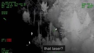 Καθηλωτικό βίντεο: 6χρονος που χάθηκε στο δάσος σώζεται χάρη στην τεχνολογία νυχτερινής όρασης
