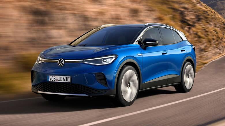 Μετά το ID.3 η VW παρουσίασε και ένα ηλεκτρικό SUV, το ID.4