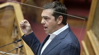 Σφοδρή επίθεση Τσίπρα στην κυβέρνηση: Πάρτε πίσω τα 2 εκατ. ευρώ στα κανάλια