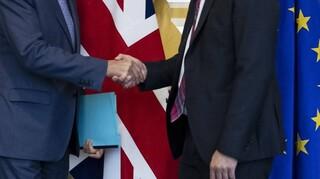 Brexit - Ένατος γύρος συνομιλιών: Βρυξέλλες και Λονδίνο στην τελική ευθεία