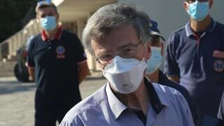 Κορωνοϊός - Τσιόδρας από Λακωνία: Εξετάζεται το ενδεχόμενο lockdown