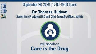 LIVE - 6th Sustainable Talks: Care is the Drug