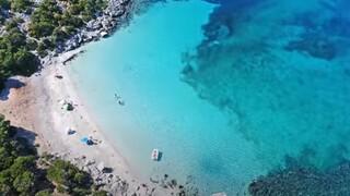 Σαπιέντζα: Το πανέμορφο ελληνικό νησί που θυμίζει... Καραϊβική