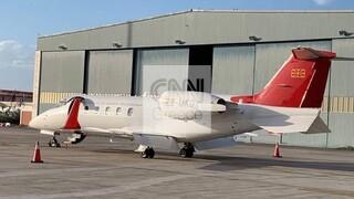 Άγνωστος ο επιβάτης: Στη Θεσσαλονίκη το πρωθυπουργικό αεροσκάφος της Βόρειας Μακεδονίας