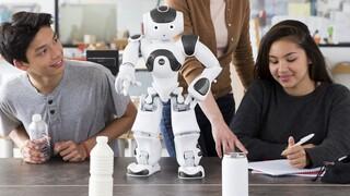 Ρομπότ στους τομείς της εκπαίδευσης και της έρευνας έρχεται και στην Ελλάδα