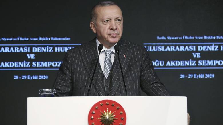 Ερντογάν: Να τερματιστεί η «κατοχή» του Ναγκόρνο-Καραμπάχ από την Αρμενία