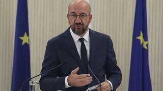 Σαρλ Μισέλ: «Η σχέση της ΕΕ με την Τουρκία δοκιμάζεται»