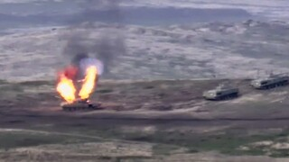 Ναγκόρνο-Καραμπάχ: Αιματηρές συγκρούσεις μεταξύ Αζέρων και Αρμενίων - Δεκάδες νεκροί