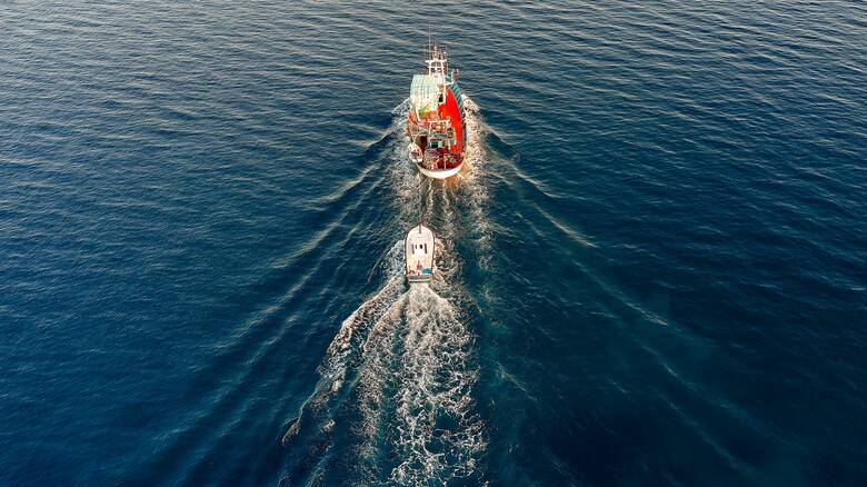 Μυτιλήνη: Τρεις αγνοούμενοι σε ναυάγιο αλιευτικού σκάφους