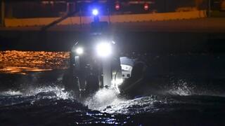 Μυτιλήνη: Αίσιο τέλος για τους τρεις ναυαγούς του αλιευτικού στη Σκάλα Κυδωνιών