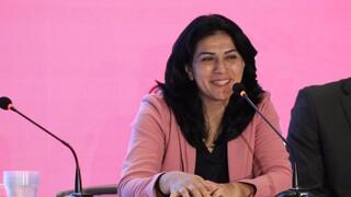 Αρμίνε Αλεξανιάν: Η υφυπουργός Εξωτερικών του Ναγκόρνο Καραμπάχ, στο CNN Greece