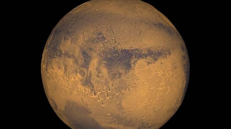 Νέες ενδείξεις για τέσσερις λίμνες με αλμυρό νερό στον Άρη