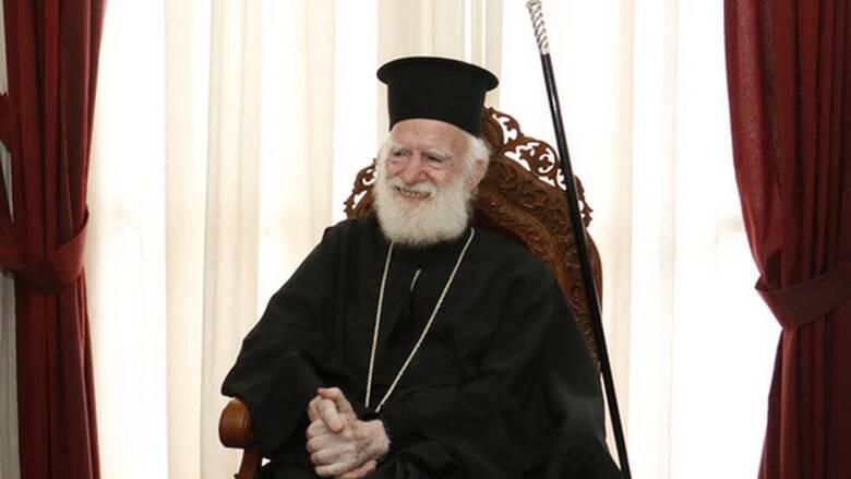 Σταθερά κρίσιμη η κατάσταση του Αρχιεπισκόπου Κρήτης