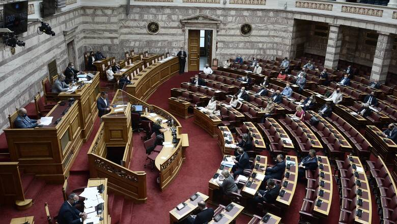 Οριστικοποιήθηκαν οι αλλαγές στον Κανονισμό της Βουλής – Αντιδράσεις από ΚΙΝΑΛ