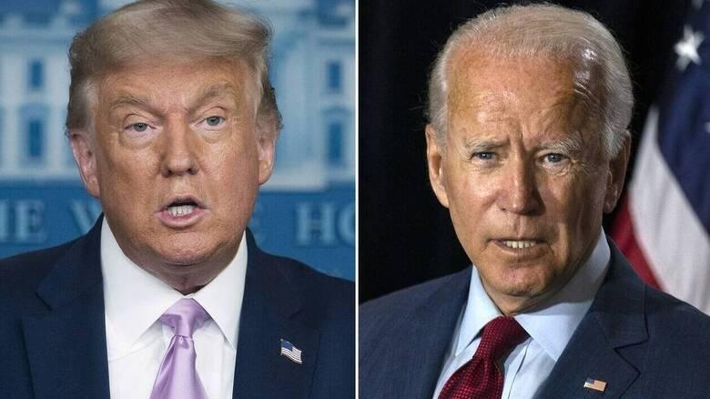Προεδρικές εκλογές ΗΠΑ: Τα ξημερώματα το πρώτο debate μεταξύ Τραμπ και Μπάιντεν