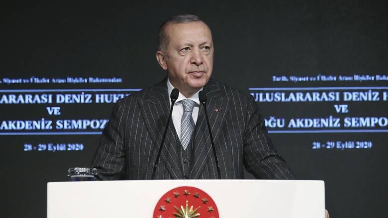 Νέα επιστολή Ερντογάν στους Ευρωπαίους ηγέτες μια μέρα πριν τη Σύνοδο Κορυφής