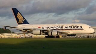 Σιγκαπούρη: Ένα καθηλωμένο A380 μετατρέπεται σε εστιατόριο πολυτελείας