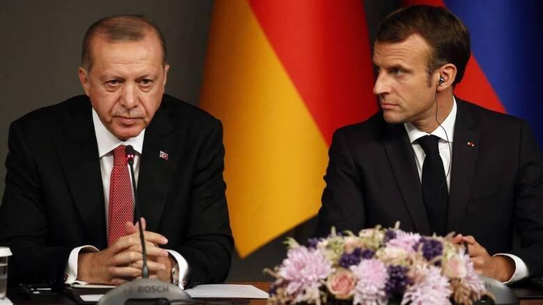 Μακρόν: Επικίνδυνες οι τουρκικές δηλώσεις για το Ναγκόρνο -  Καραμπάχ