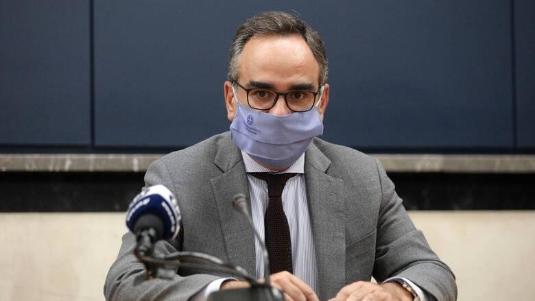 Κοντοζαμάνης: Είμαστε προετοιμασμένοι για τον ιό της γρίπης και τον κορωνοϊό