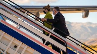 Πομπέο: Χαιρετίζω τον ρόλο της Ελλάδας ως παράγοντα σταθερότητας στην περιοχή