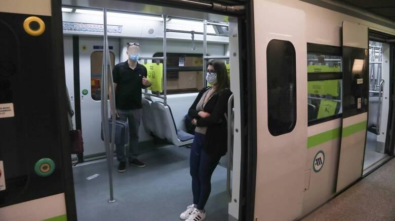 Κορωνοϊός: Συναγερμός στη ΣΤΑΣΥ - Θετικός βρέθηκε οδηγός του μετρό