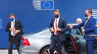 Σύνοδος Κορυφής: Απομακρύνεται η προοπτική των κυρώσεων για την Τουρκία