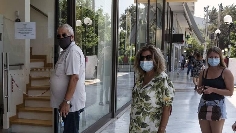 Κορωνοϊός: Γενικευμένη χρήση μάσκας στην Αττική προτείνει η Παγώνη